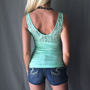 Umeko Lace Tank Top