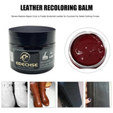 Leather Recoloring Balm Red