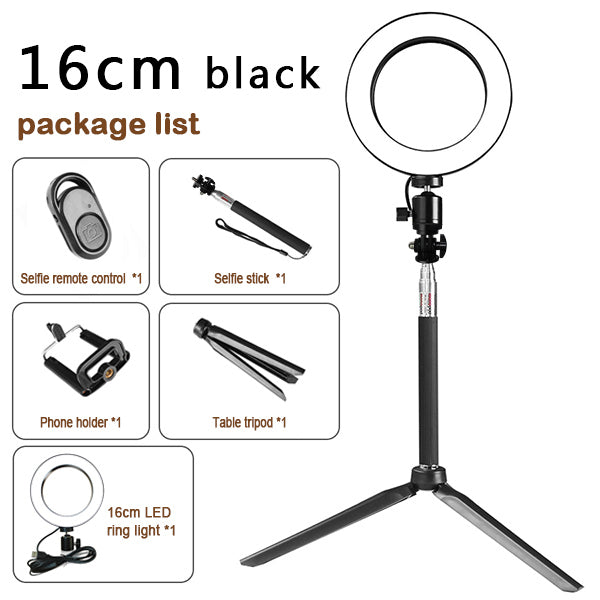 LUNA LED LIGHT KIT China / Black
