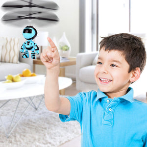 Intelligent hand sensing flying RC electric pet