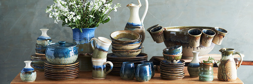 Pigeon River Pottery – The Old Mill