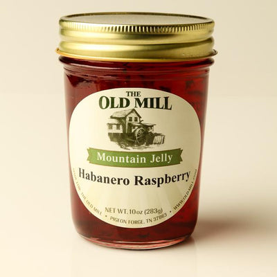 Habanero Raspberry Jelly