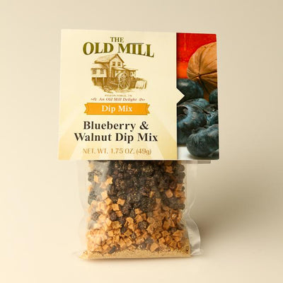 Blueberry & Walnut Dip Mix