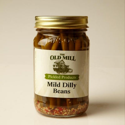 Pickled Dilly Beans (Mild)