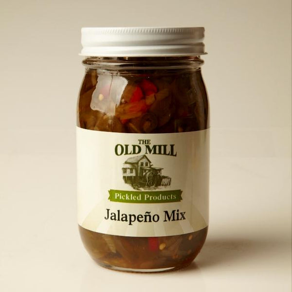 Pickled Jalapeno Mix