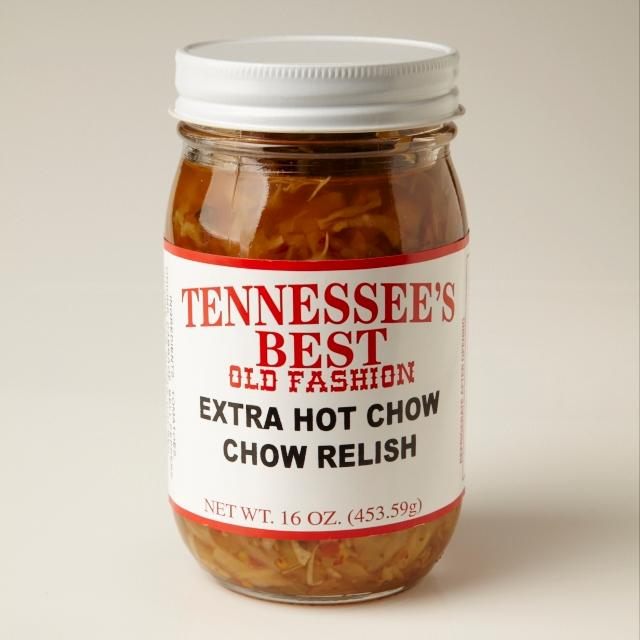 Tennessee Extra Hot Chow Chow