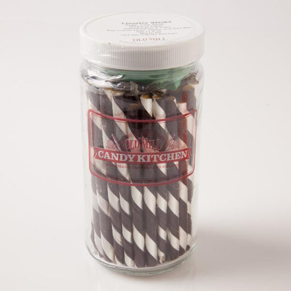 Licorice Stick Candy