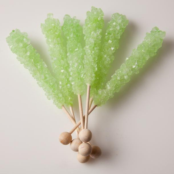 Green Apple Rock Candy