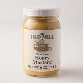 Hot & Sweet Honey Mustard