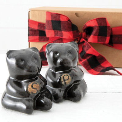 Salt and Pepper Bear Gift Set