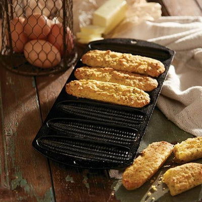 Cast Iron Cornstick Pan