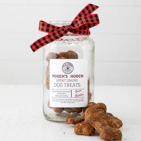 Pooch's Hooch Dog Treats