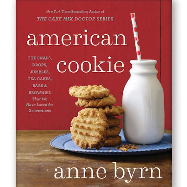 Anne Byrn's American Cookie Book