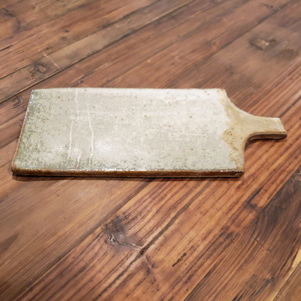 Pottery Cheese Board/Cutting Board
