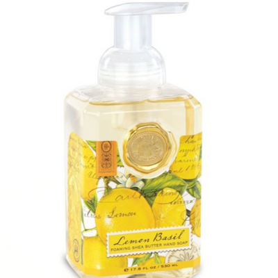 Foaming Soap Lemon Basil
