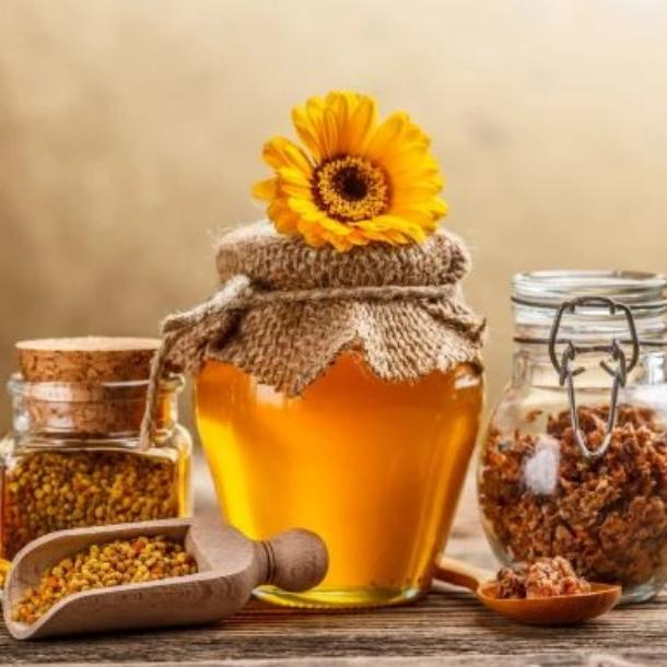 Wildflower Infused Honey