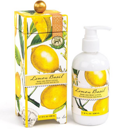 Lotion Lemon Basil