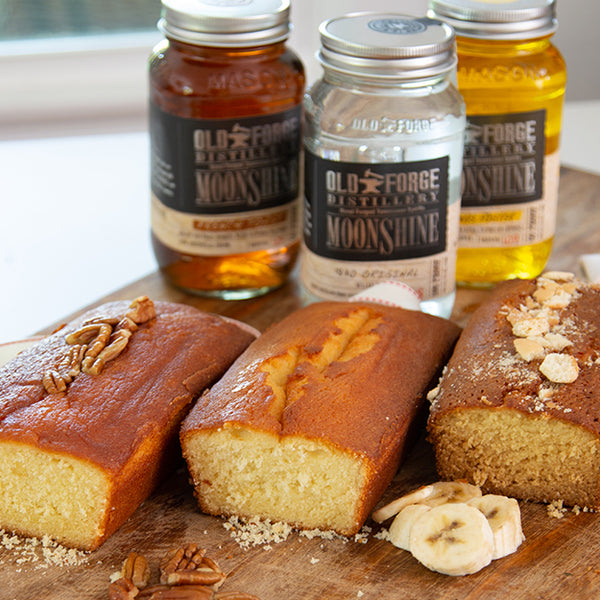 Old Forge Moonshine Cake Bundle