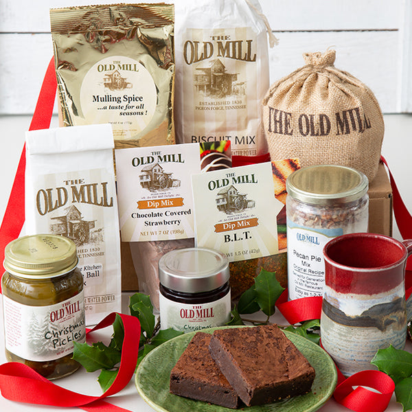 Holiday Pantry Gift Box