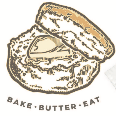 Bake Butter Eat t-shirt