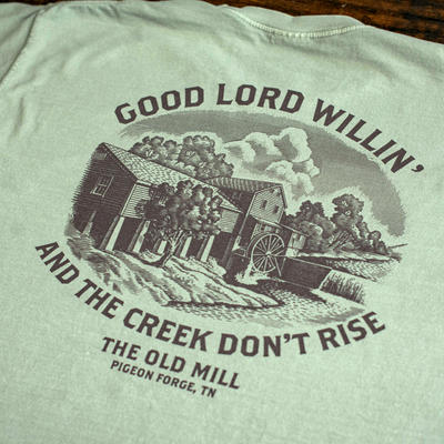 Good Lord Willin' Tee