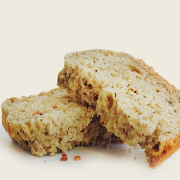 Sea Salt Cracked Pepper Beer Bread
