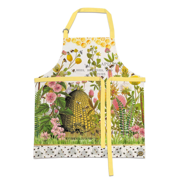 Honey and Clover Apron