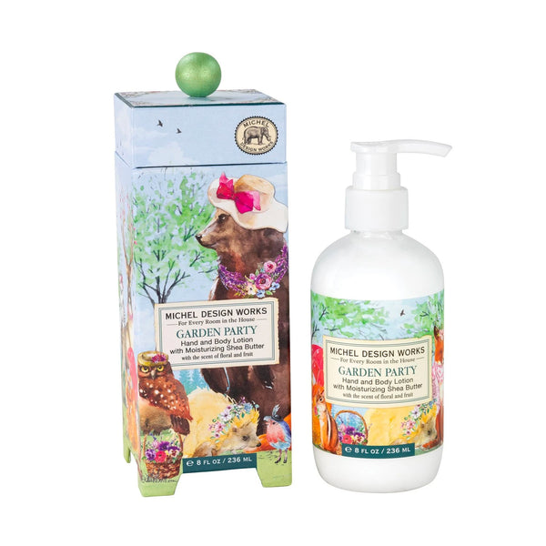 Garden Party Hand and Body Lotion