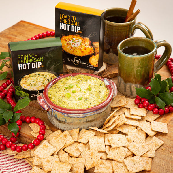 Casserole And Hot Dip