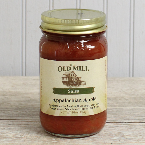 Apple Appalachian Salsa