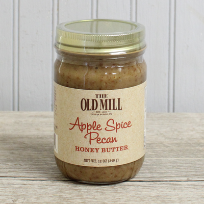Apple Spice Pecan Honey Butter