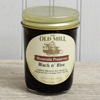 Black N Blue Preserves
