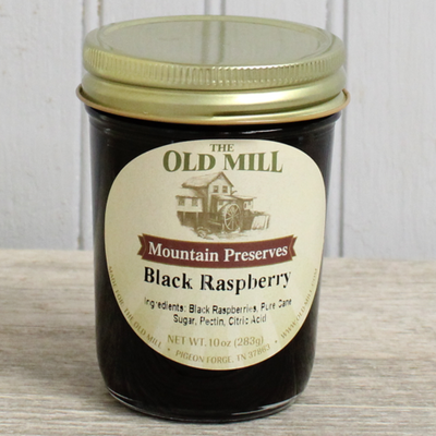 Black Raspberry Preserves