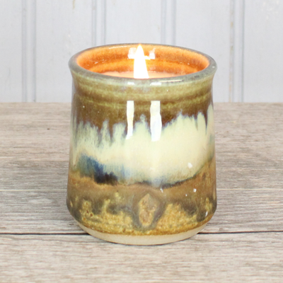Greenbrier Moss Candle