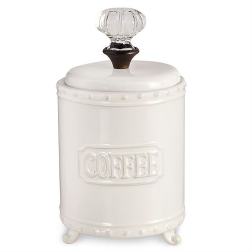 Canister Door Knob Coffee