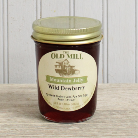 Wild Dewberry Jelly