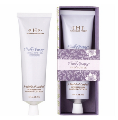 Fluffy Bunny Shea Butter Hand Cream 2.5 oz.