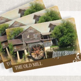Old Mill Gift Card
