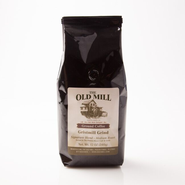 Coffee Gristmill Grind 12 oz.