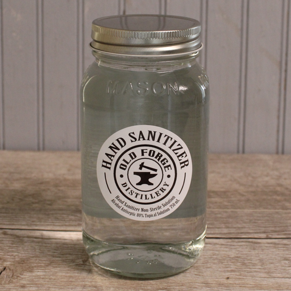 Old Forge Distillery Hand Sanitizer 750Ml