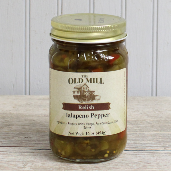 Jalapeno Pepper Relish