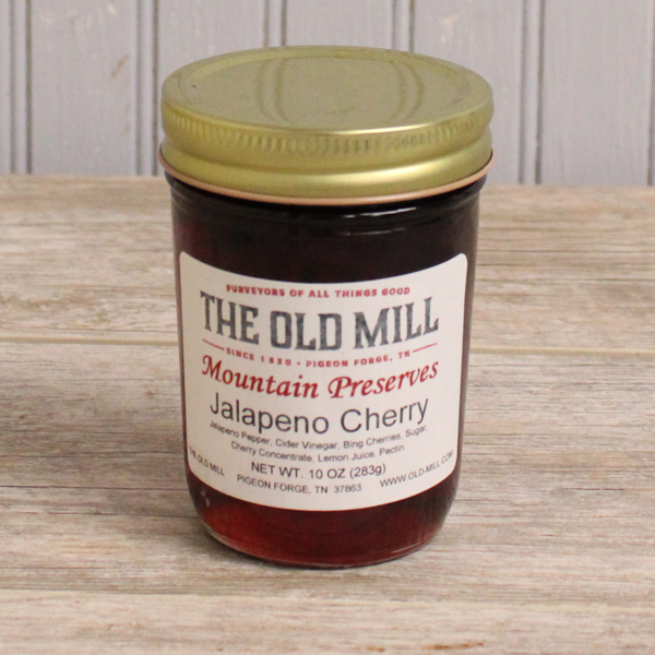 Jalapeno Cherry Preserves