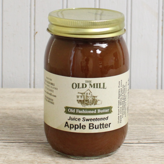 Juice Sweetened Apple Butter