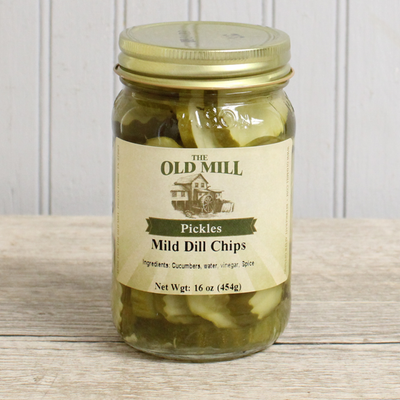 Mild Dill Chips