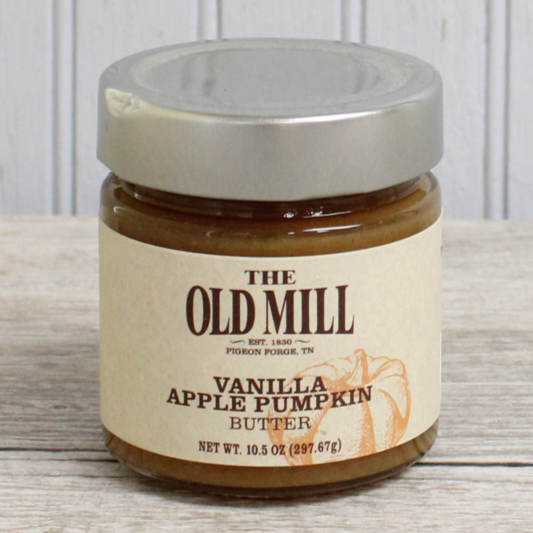 Vanilla Apple Pumpkin Butter