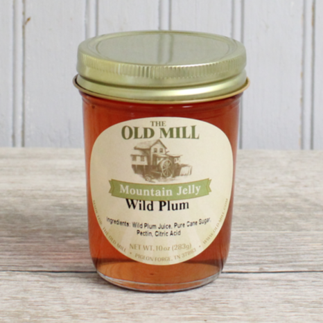 Wild Plum Jelly