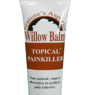 Willow Balm Pain Relief Rub