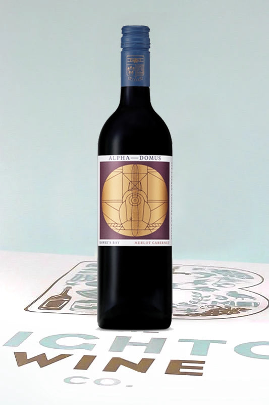 Alpha Domus The Collection Merlot Cabernet