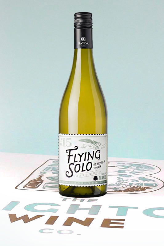 Domaine Gayda Flying Solo White