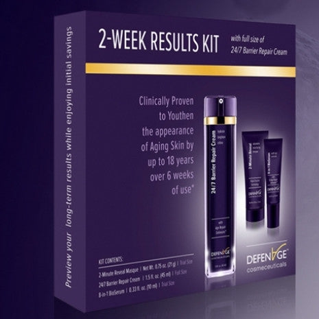 DefenAge 2-Week Results Kit